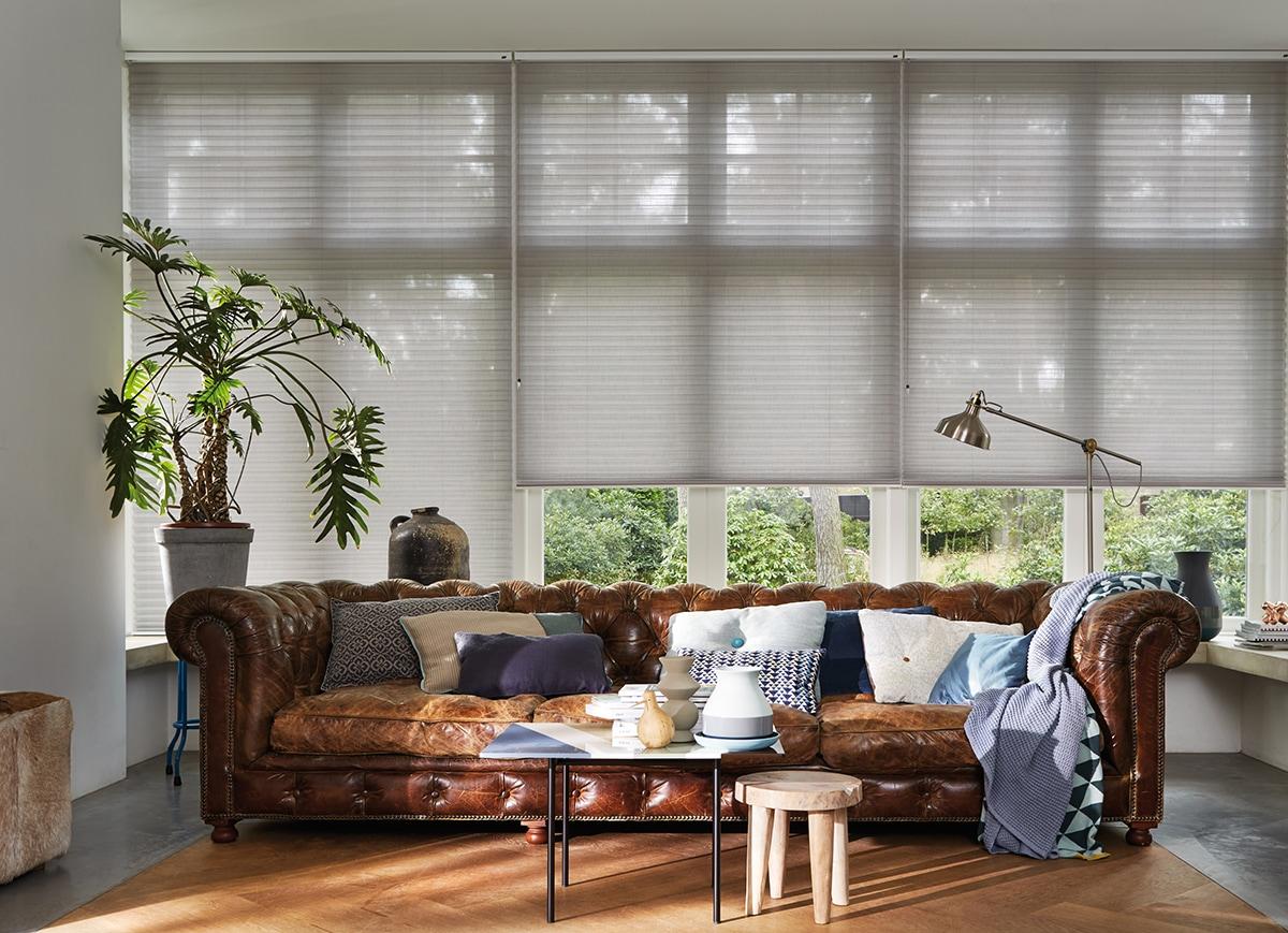 Huis en Zon Raamdecoratie en Zonwering - Luxaflex duette 2