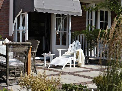 Huis en Zon Raamdecoratie en Zonwering – markiezen zonnescherm - buitenzonwering