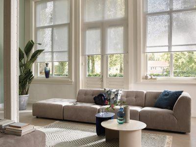 Huis en Zon Raamdecoratie en Zonwering – Luxaflex Rolgordijn 1