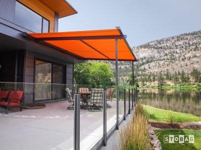 Huis en Zon raamdecoratie en zonwering - buitenzonwering