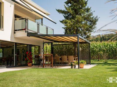 Huis en Zon Raamdecoratie en Zonwering – Stobag zonwering voor prettig buitenleven