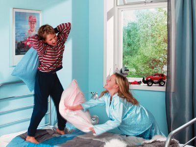 Huis en Zon Raamdecoratie en Zonwering – horren en insectenhorren