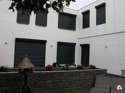 Huis en Zon Raamdecoratie en Zonwering – rolluiken - buitenzonwering rolluik A1