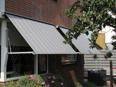 Huis en Zon Raamdecoratie en Zonwering – uitval zonnescherm - buitenzonwering